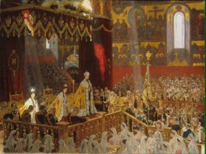 coronation_of_nicholas_ii_by_l.tuxen_(1898,_hermitage)