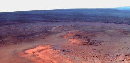 NASA-Opportunity-and-Curiosity-rovers-Mars